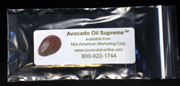 Avocado Oil Supreme™ sample